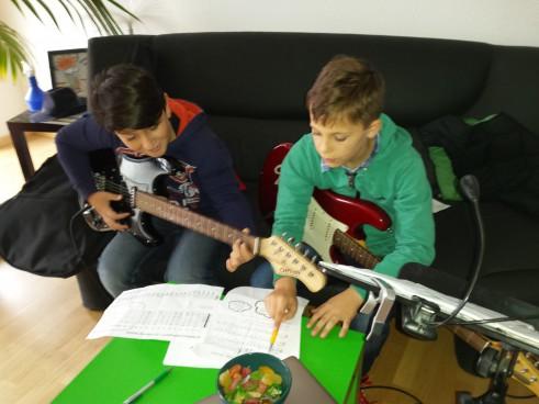 E-Gitarre Gruppe 001